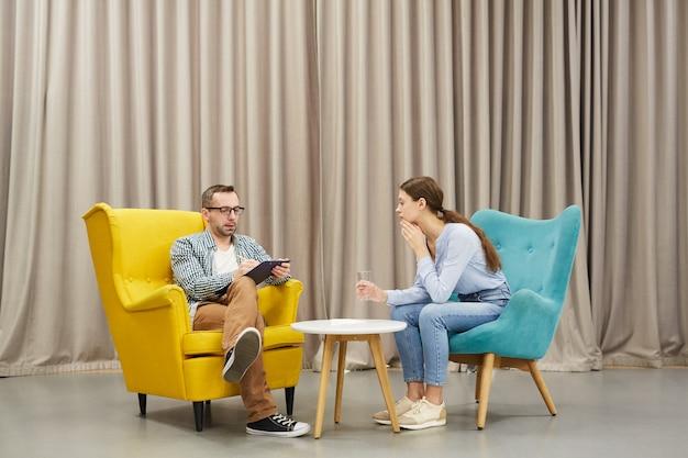 Consultazione sulla salute mentale