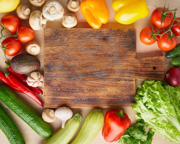 Menu, ricetta, mock up, banner. ingrediente alimentare