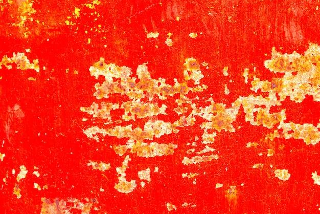 Struttura in metallo con graffi e crepe che può essere utilizzata come sfondo