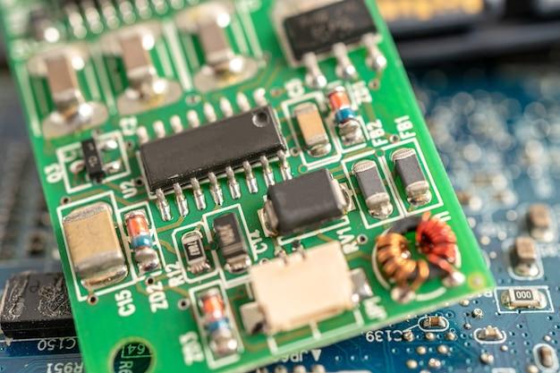 Hardware di tecnologia elettronica del computer della scheda principale del microcircuito