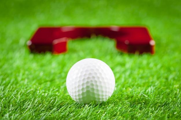 Attrezzatura da mini golf