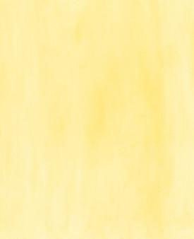 Struttura dell'acquerello giallo calendula brillante minimo che dipinge sfondo astratto originale fatto a mano