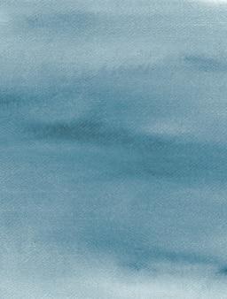 Colori blu pastello minimi texture acquerello pittura sfondo astratto fatto a mano organico