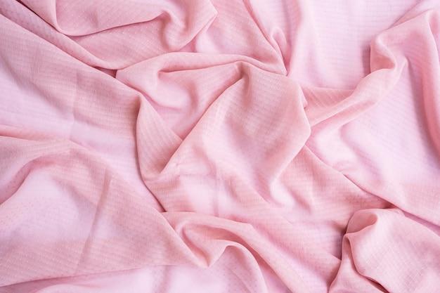 Concetto minimalista. fondo di struttura della sciarpa marrone. autunno, concetto di autunno. disposizione piana, vista dall'alto, copia spazio