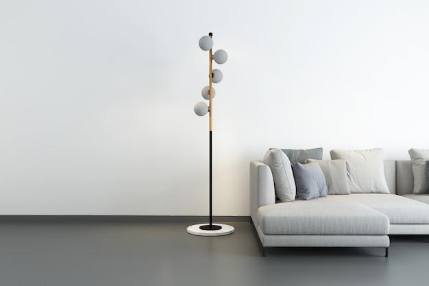 Sfondo di mobili minimalisti