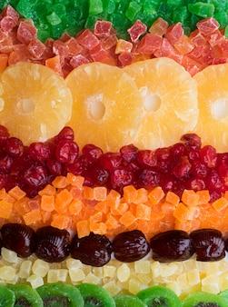 Mix di frutta secca diversa