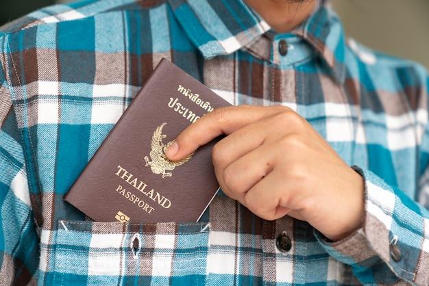 Passaporto mobile tailandia