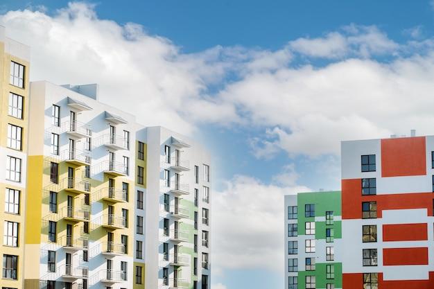 Esterno o facciata di edificio moderno