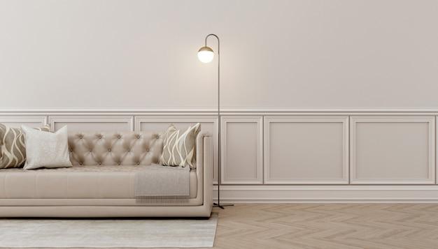 Interni classici moderni. Foto Premium