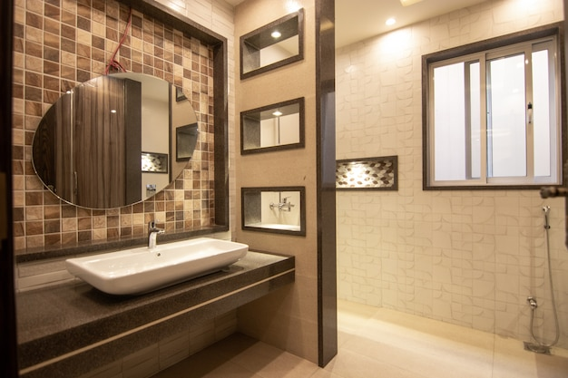 Bagno dal design moderno