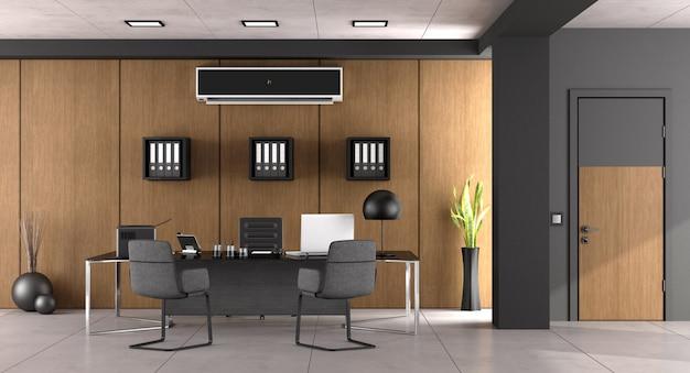 Interno di ufficio moderno