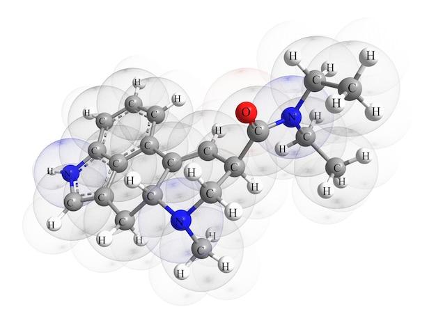La molecola di lsd