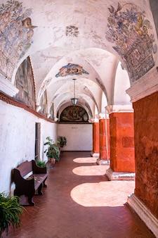Monastero di santa catalina ad arequipa perù