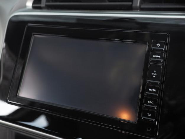 Monitor interno dello schermo dell'auto