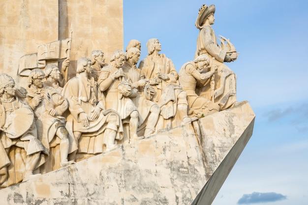 Monumento alle scoperte lisbona