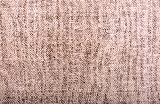 Mooth grigio elegante tessuto trama tela di sacco con texture di sfondo