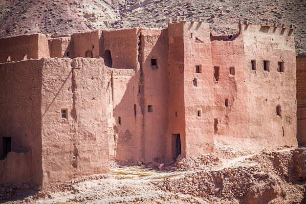 Kasbah marocchina