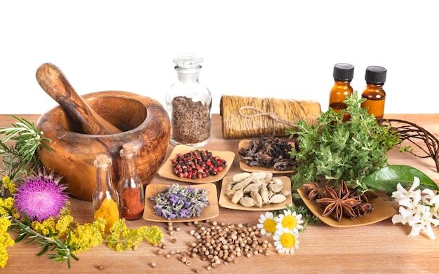 Malta e piante