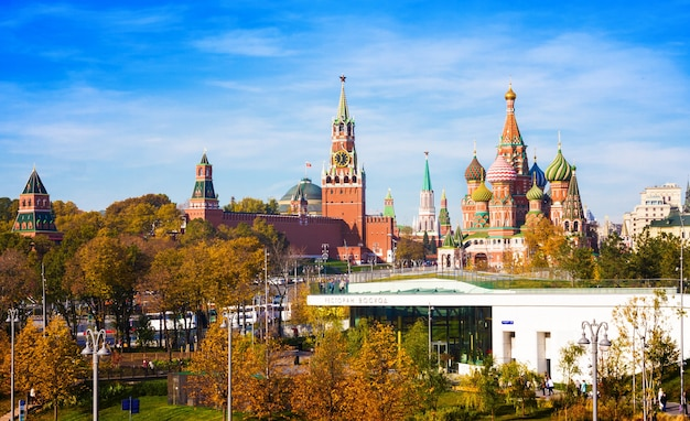 Mosca, russia - 17 ottobre 2018:
