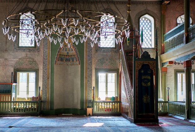Moschea interiore