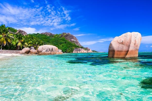 La più bella spiaggia tropicale