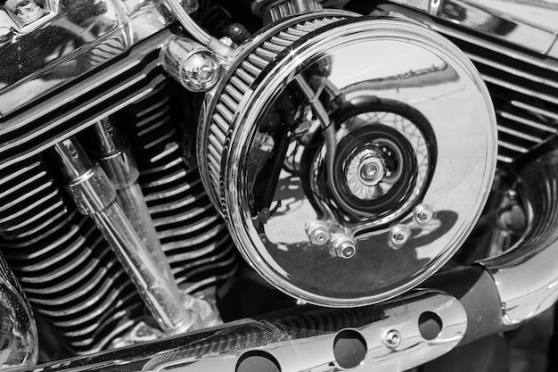 Motore del motociclo