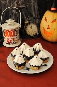 Muffin con mastice stregato al cioccolato