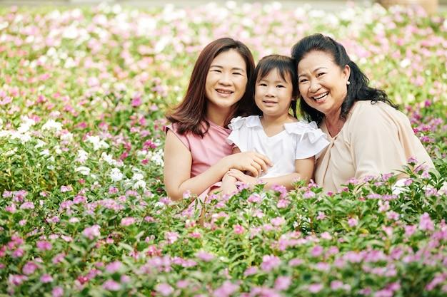 Famiglia multigenerazionale