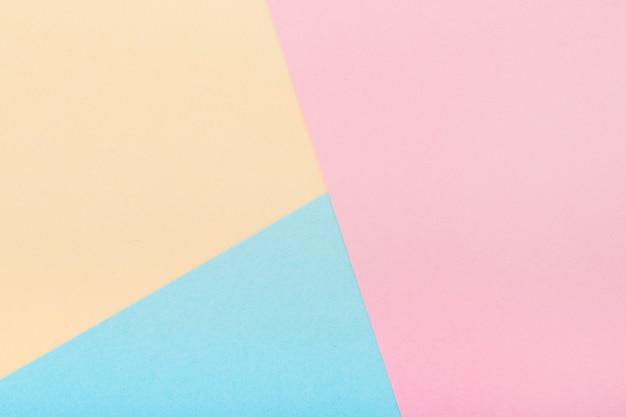 Sfondo multicolore da un cartone di diversi colori