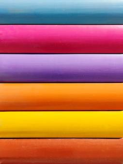 Fondo in legno multicolore