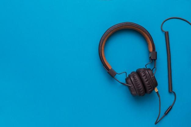 Cuffie musicali Foto Premium