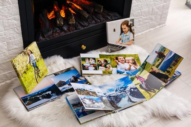I miei album di fotolibri di famiglia