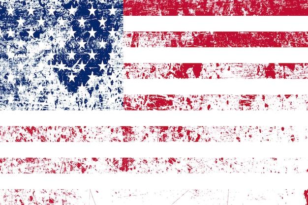 Bandiera nazionale degli stati uniti d'america