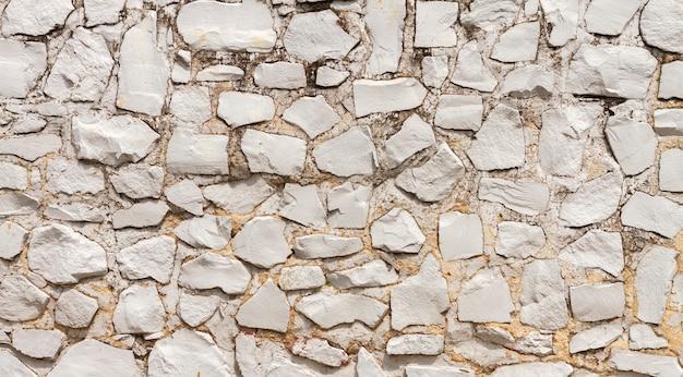 Conglomerato naturale di sfondo di rocce sedimentarie