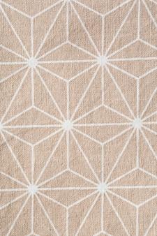 Sfondo texture lino naturale.