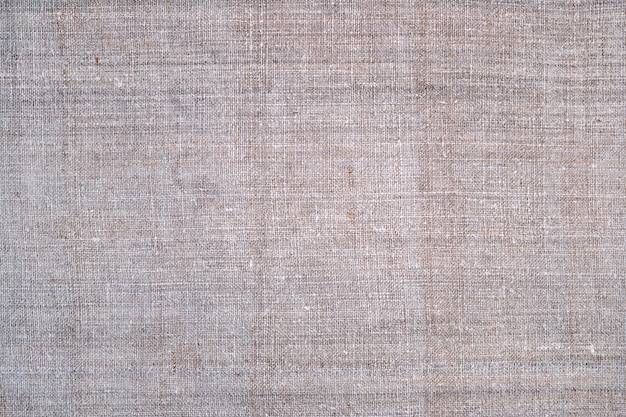 Trama di lino naturale per lo sfondo