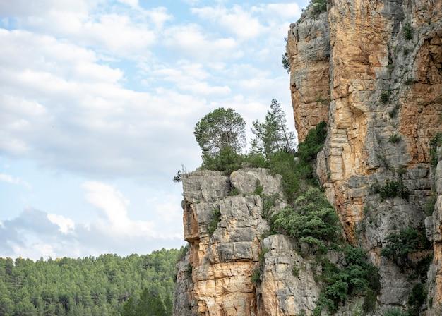 Sito naturale in montagna