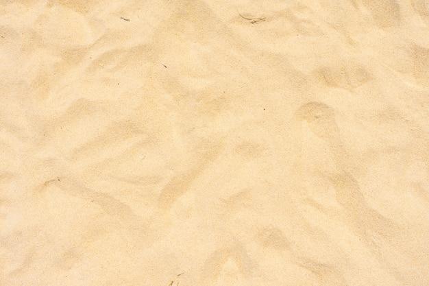 Vista dall & # 39; alto di struttura della sabbia della spiaggia della natura.