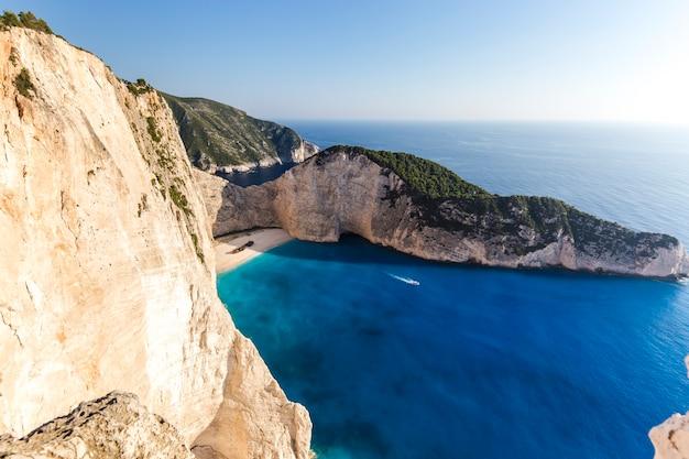 Spiaggia di navagio, grecia
