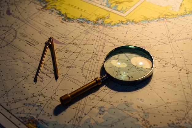 Mappa di navigazione