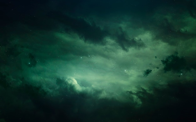 Nebulosa nel buio