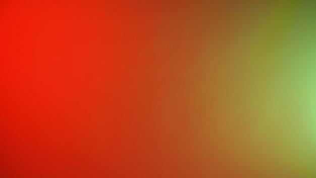 Neon rosso, arancio e verde limone ha condotto lo sfondo chiaro. colore moderno sfocato o sfondo sfumato.