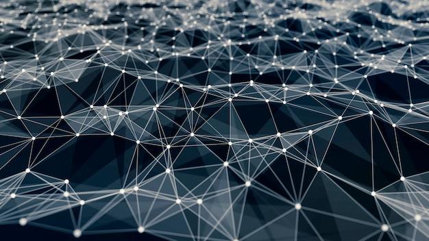 Sfondo di rete