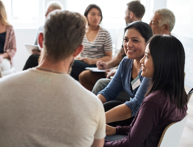 Il seminario della rete incontra il concetto di ups