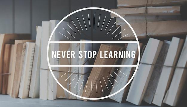 Non mollare mai, continua a provare.