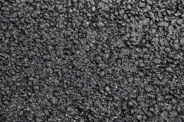 Nuovo asfalto. strutturato, sfondo.