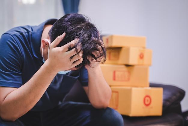 La nuova generazione di venditori online asiatici è estremamente delusa e delusa