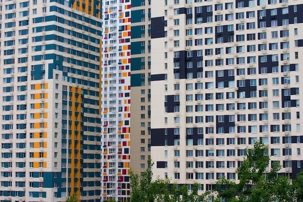 Nuovi edifici residenziali