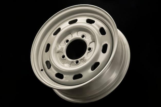 Nuovo disco ruota stampato per auto minibus.