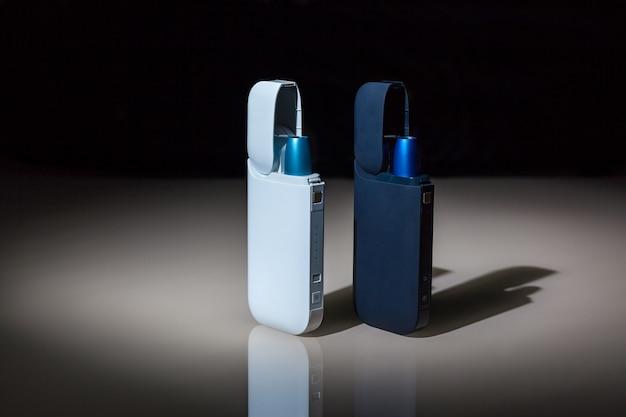 Nuova tecnologia di sigarette elettroniche, sistema di riscaldamento del tabacco di iqos